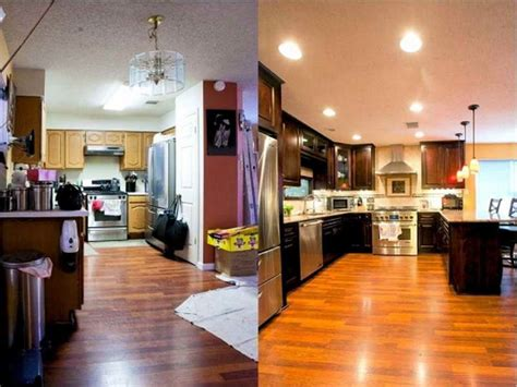 kitchen remodel before and after ideas home remodeling small kitchen remodel before and after