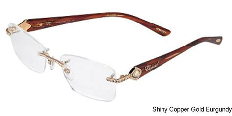 my rx glasses resource chopard vcha33 rimless
