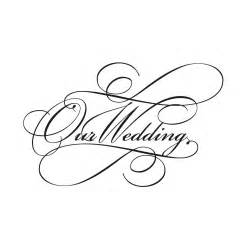 script wedding invitation wording clip in classic black