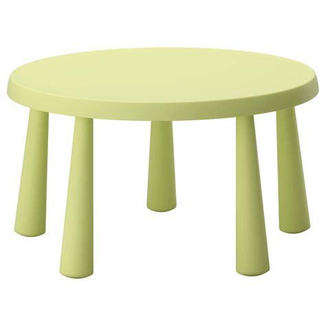ikea items mammut children s table in outdoor light green 85 cm ikea