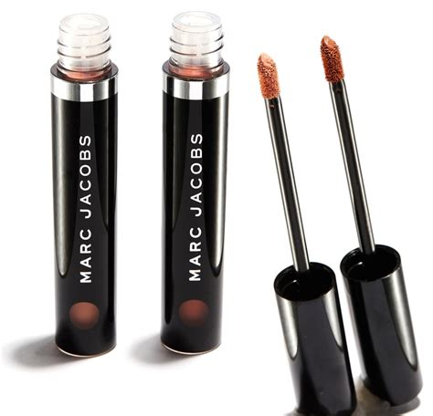 Marc Jacob Le Marc Liquid Lipcreme Cocoa marc le marc liquid lip cr 232 me in fawn me and cocoa out of a