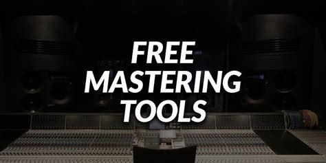 best mastering software free mastering software for windows mac