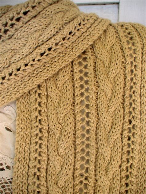 cable knit scarf pattern cable knit pattern scarf cable scarf pattern knit