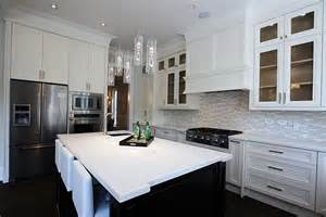 Off White Painted Kitchen Cabinets toronto and thornhill custom modern kitchen design