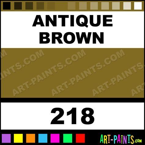 antique brown artist acrylic paints 218 antique brown paint antique brown color system3
