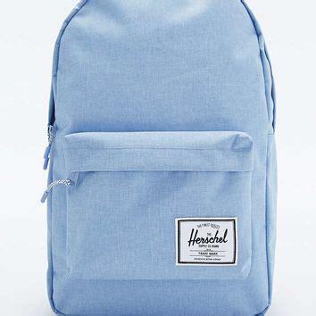 Original Herschel Classic Backpack Chambray herschel supply co chambray classic from outfitters
