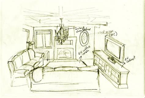 living room layout sketches sketch living maine jpg 800 215 545 pixels perspective