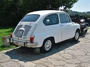 Zastava Fiat Zastava Fiat 750 It Is Strange And Confusing A