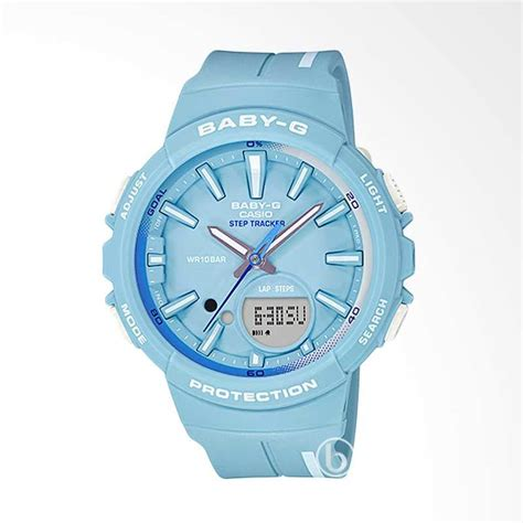 Jam Tangan Sport Baby G Casio Dualtime 1 jual casio baby g bgs 100rt 2a glamorous sporty step