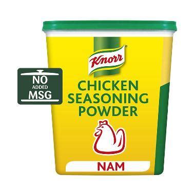 Knorr Bumbu Pelezat Rasa Ayam Rostip Bumbu Masak 1 Kg jual knorr bumbu rasa ayam no added msg bumbu masak 1 kg