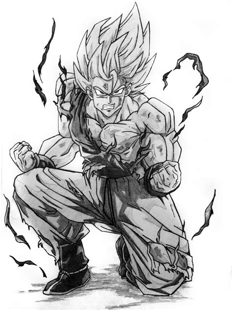 can i access my super to buy a house old goku super saiyan by slimegear on deviantart