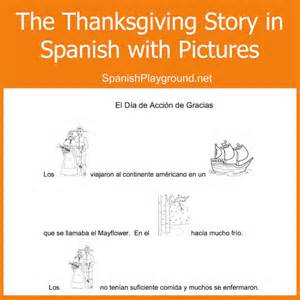 online thanksgiving stories for kids spanish thanksgiving printable kids read pictures to