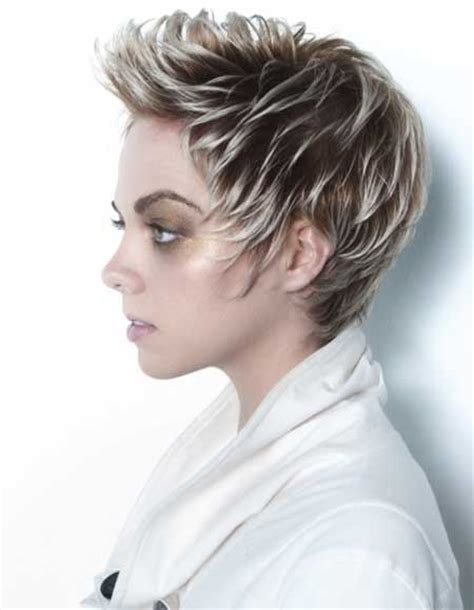 short frosted hair styles pictures short hair frosted tips short hairstyle 2013 short