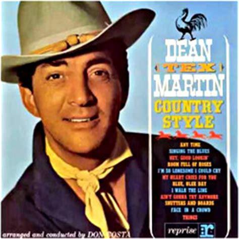 dean martin country style lp discography dean martin discography