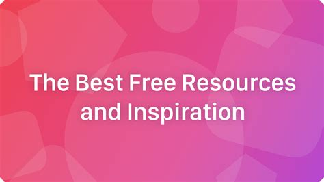 design inspiration resources the best free ui design resources and inspiration
