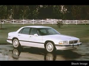 Buick Lesabre 95 95 Buick Lesabre