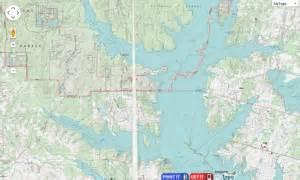 maps lake conroe