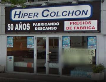 colchones villalba nuestras tiendas grupo hipercolch 211 n central colch 243 n