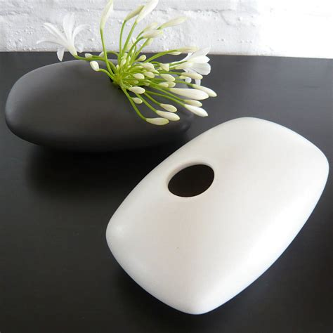Pebble Vase pebble vase by lilly notonthehighstreet