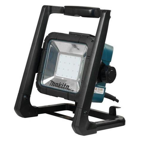 makita work light review makita dml805 ac dc 18v led work light