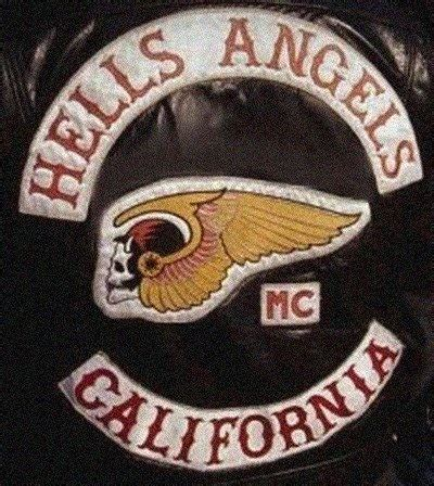 Motorrad Engel by Outlaw Biker Gangs Hells Mc