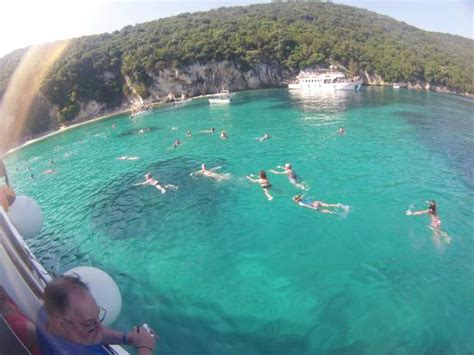 best place in corfu our cruises taking you to the best places around corfu