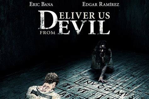 english ghost film name deliver us from evil soundtrack list complete list of songs