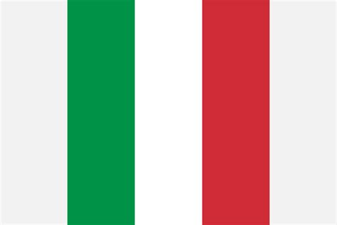flag colors italy flag color palette