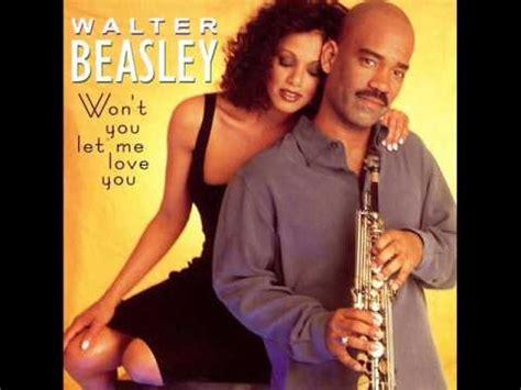 walter beasley groove in you
