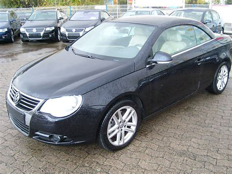 Volkswagen Eos Tdi by Volkswagen Eos 20 Tdi Specs Photos And More On