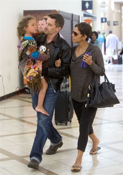 Halle Speaks I Want A Baby by Olivier Martinez Reveals Halle Berry Is Expecting Baby Boy