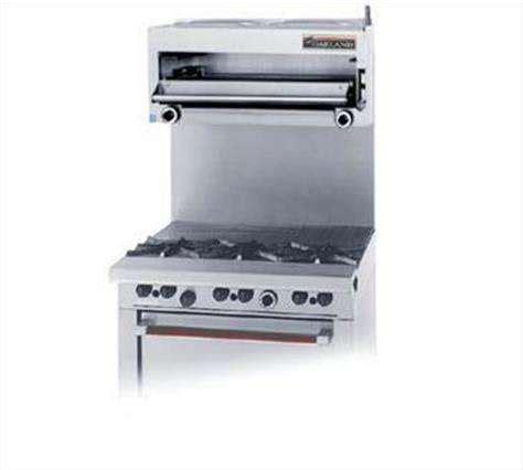 Commercial Kitchen Broiler by Garland Us Range Gir60 G Series Salamander Broiler