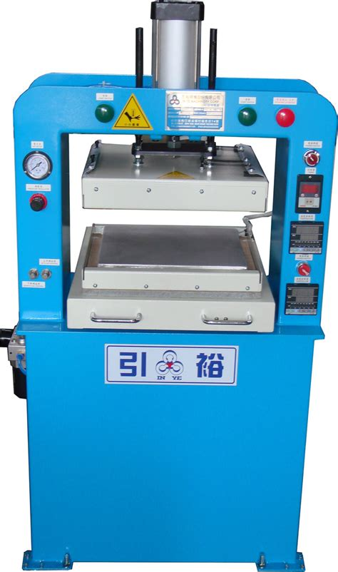 Press Machine heat press machine for in ye machinery co ltd