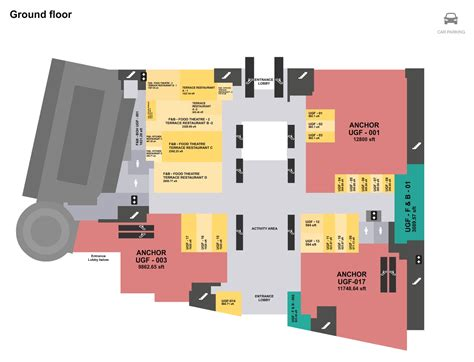 Mall Bangalore Floor Plan by Forum Shantiniketan Forum Malls