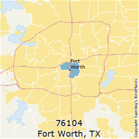 zip code map fort worth texas best places to live in fort worth zip 76104 texas