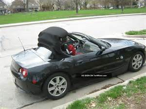 2005 Bmw Z4 2 5i 2005 Bmw Z4 2 5i Convertible 2 Door 2 5l