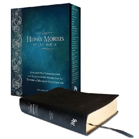 notes net bible second edition genuine leather black books the henry morris study bible review christian
