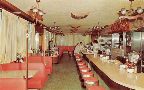 New Look Home Design Nj Roadside America A Look At Mid Century Diners Flashbak