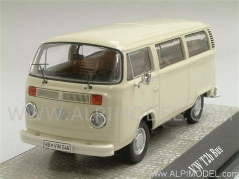 Volkswagen Type 2 T2b 1971scala 1 43 By Greenlight premium classixxs volkswagen t2b white 1 43 scale model