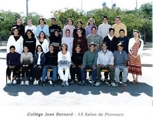 photo de classe 3 232 me3 de 2001 coll 232 ge jean bernard
