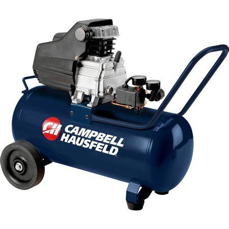 cbell hausfeld 13g horizontal tank lube air compressor walmart