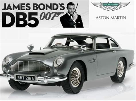Aston Martin Goldfinger Goldfinger Aston Martin Db5 Model Model Cars And