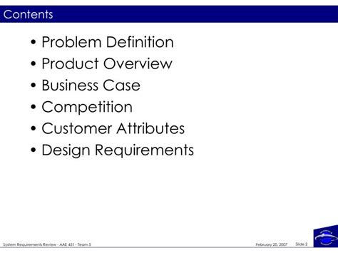 design competition definition ppt system requirements review powerpoint presentation