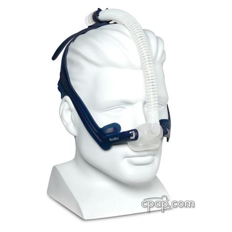 Mirage Ii Nasal Pillow Cpap Mask With Headgear by Cpap Mirage Lt Nasal Pillow Cpap Mask With