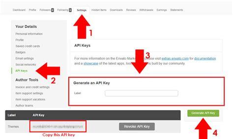 themeforest secret api key how to update wordpress themes probewise