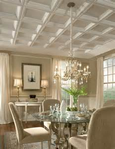 Dining Room Ceiling Ideas 36 stylish and timeless coffered ceiling ideas for any