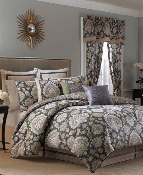 croscill queen comforter sets croscill blythe queen comforter set
