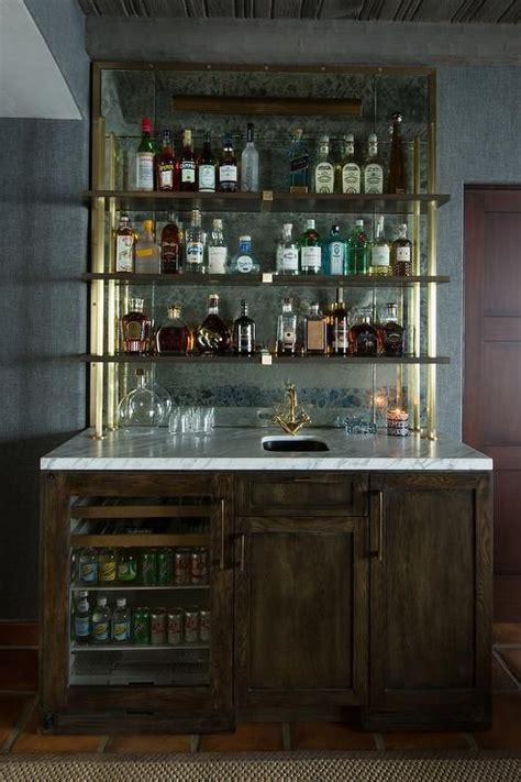 back bar cabinets with sink 17 best ideas about bar shelves on bottle