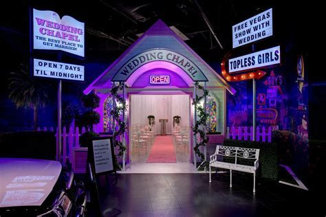 For $5,500, you can have a Vegas 'Hangover' wedding with