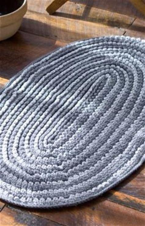 crochet floor mat 18 free crochet patterns for rugs favecrafts